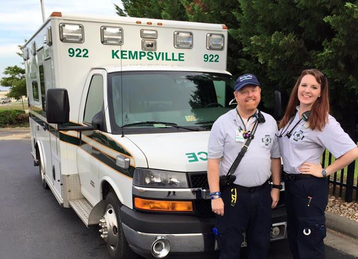 Virginia Beach Volunteer Ems